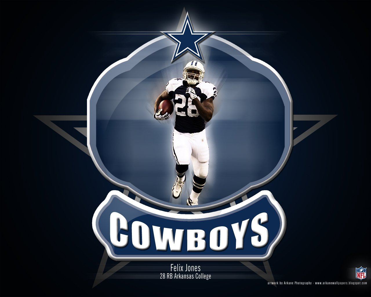 Felix Jones   Dallas Cowboys Wallpaper 16417800 1280x1024