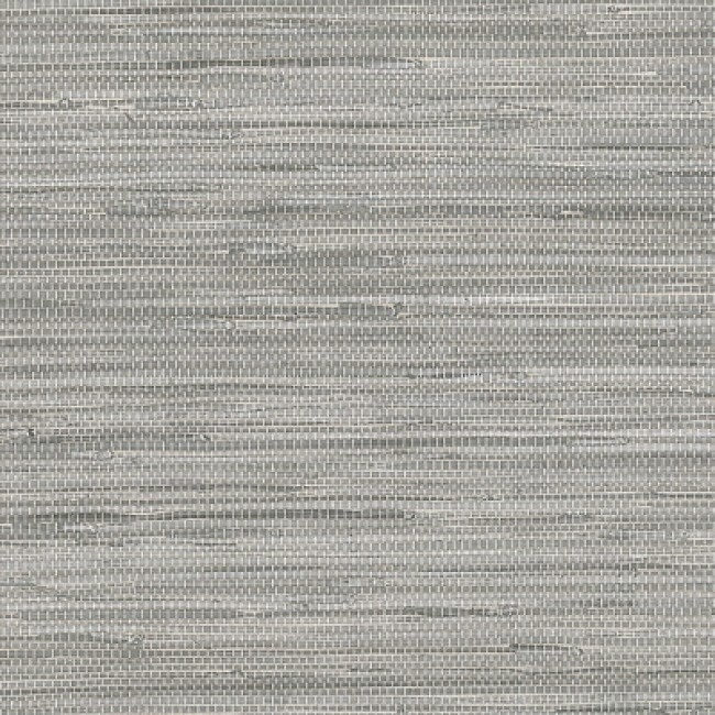 Blue Grey Faux Grasscloth Wallpaper   All 4 Walls Wallpaper 650x650