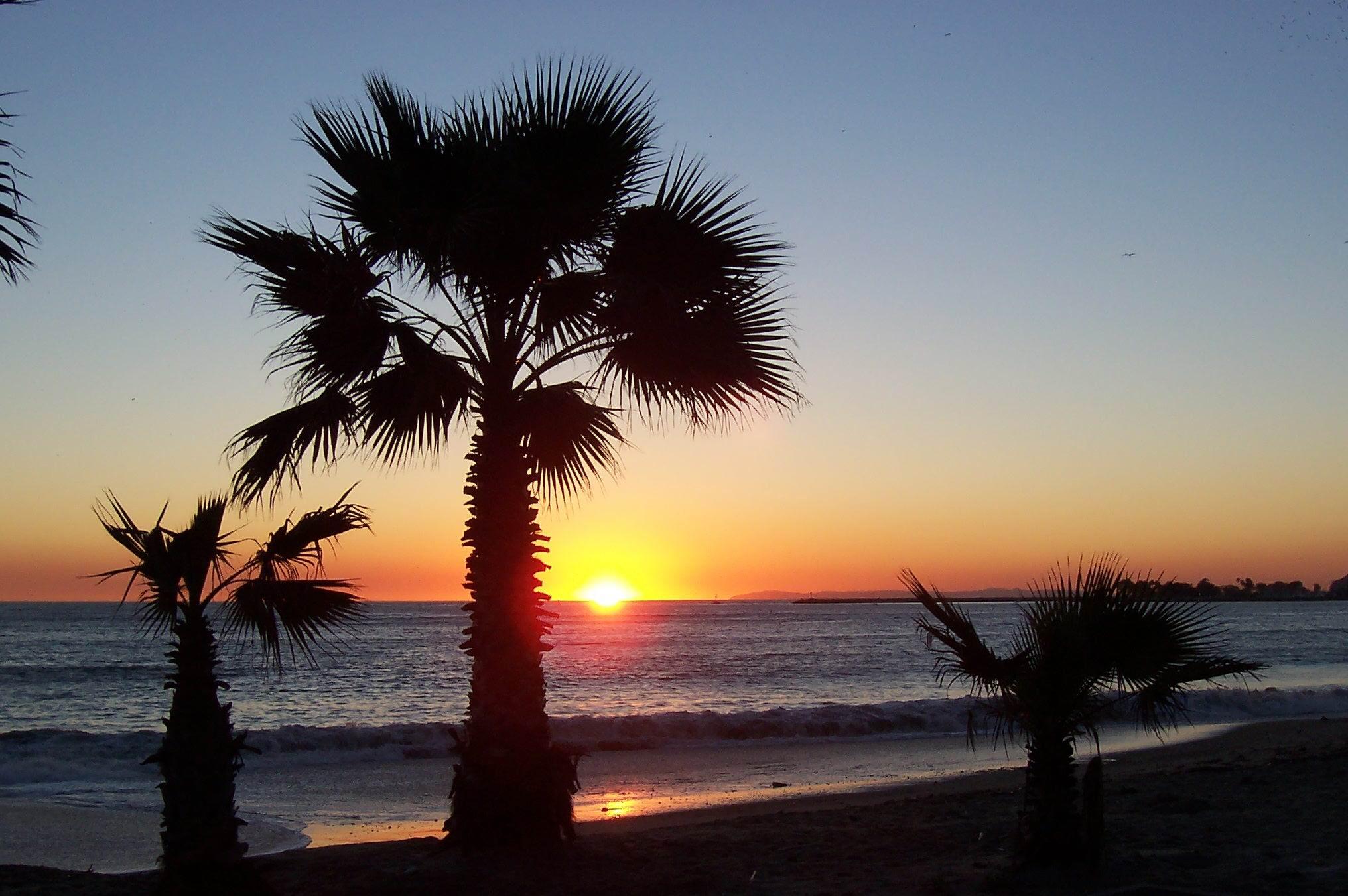 43+ California Sunset Wallpaper on WallpaperSafari