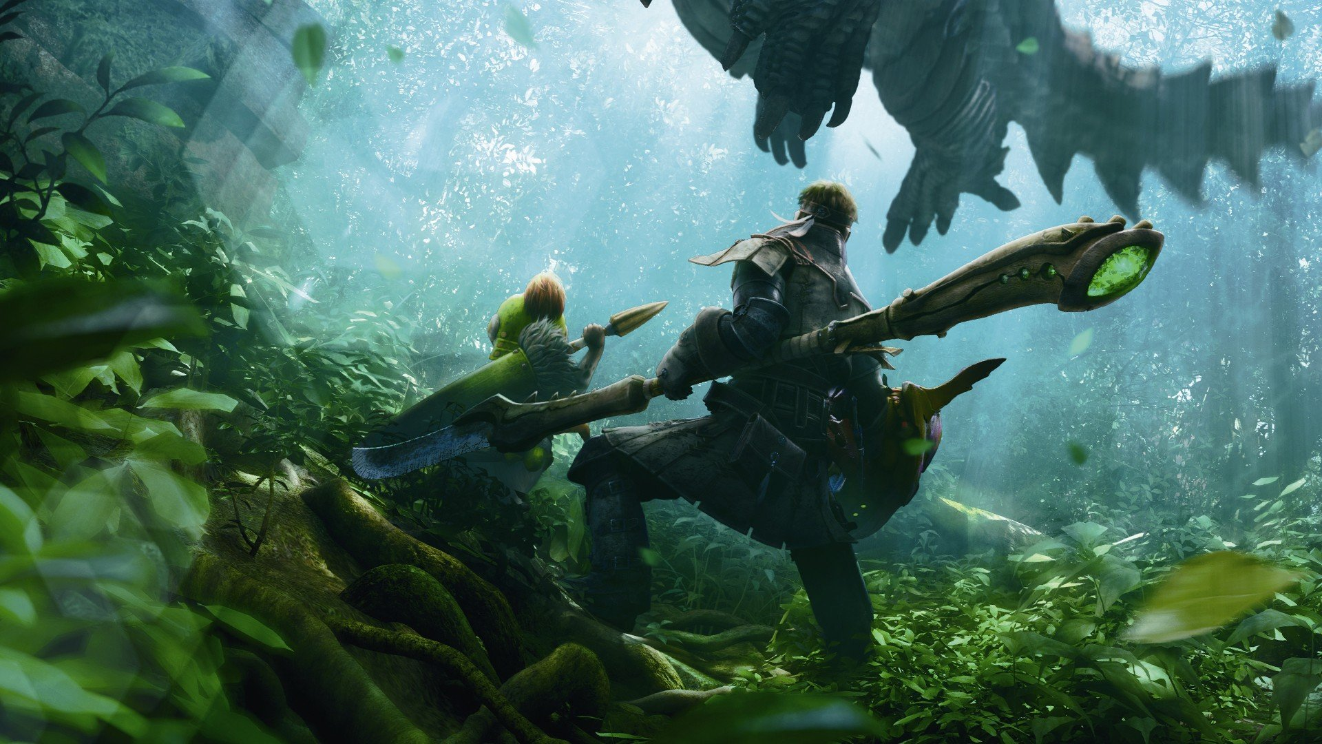 Free Download Monster Hunter 4 Ultimate 1920x1080 For Your