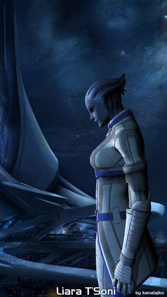 670x1191px Liara T Soni Wallpaper Wallpapersafari