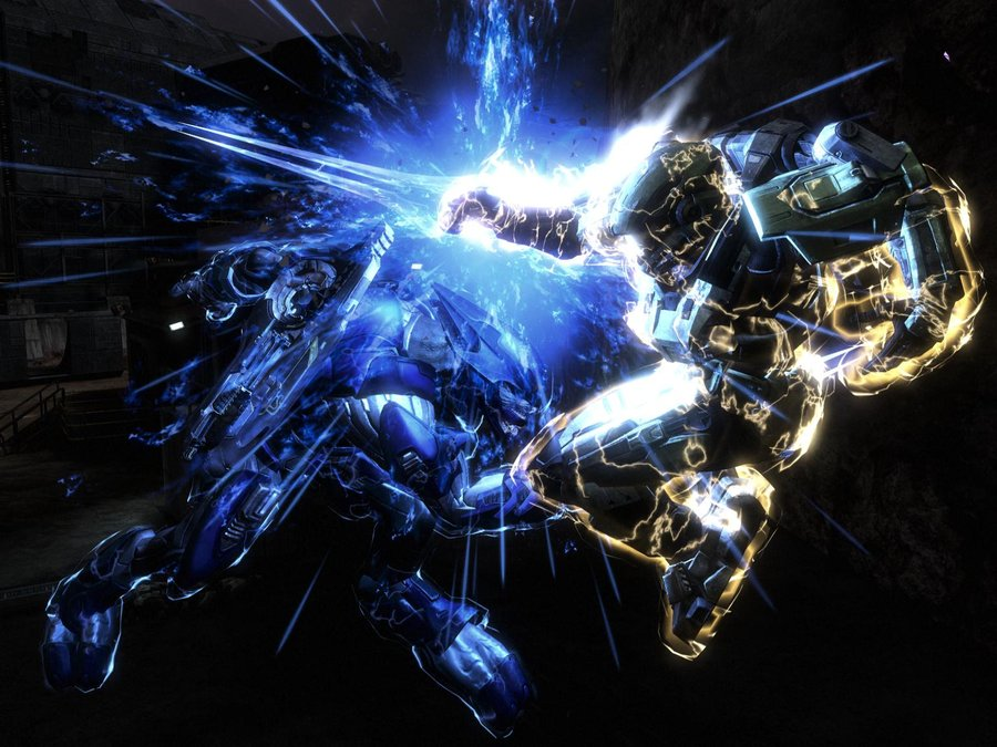 Halo Elite Wallpaper Halo reach wallpapers elites 900x675