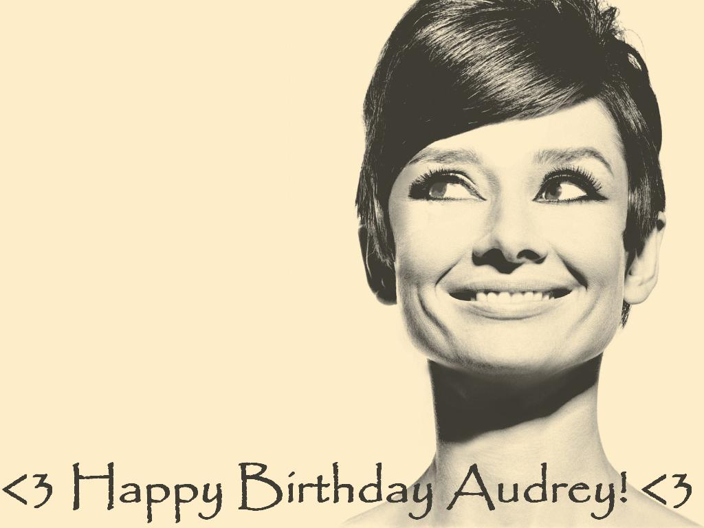 Happy Birthday Audrey 3 audrey hepburn 30725433 1024 768jpg 1024x768