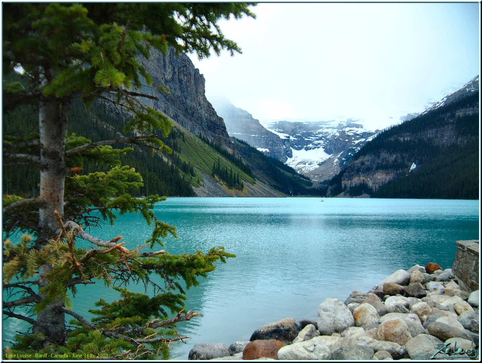 Papel de Parede Lago Louise   Canad Wallpaper para Download no 1620x1220
