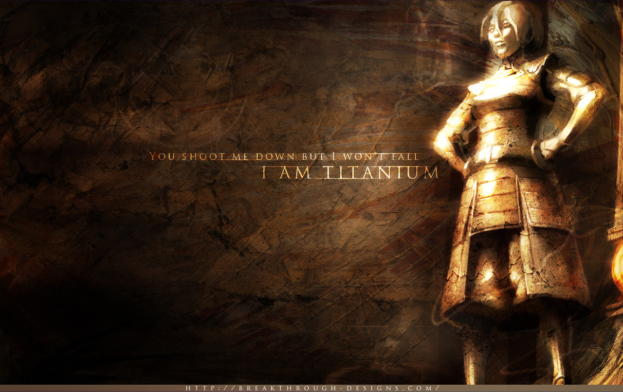 Free Download Toph Is Titanium Wallpaper Avatar The Last Airbender