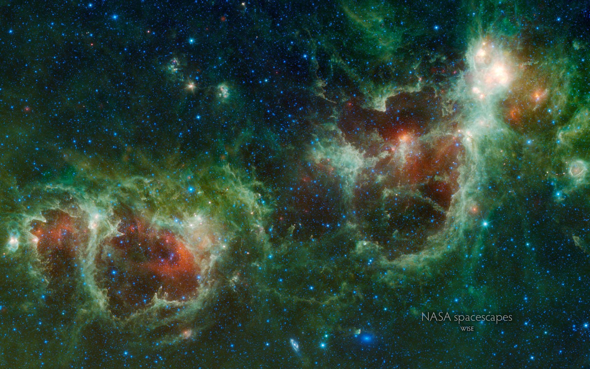 NASA Spacescapes Wallpaper - WallpaperSafari