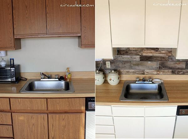 Add a splash of color into your kitchen decoration You can easily do 600x445