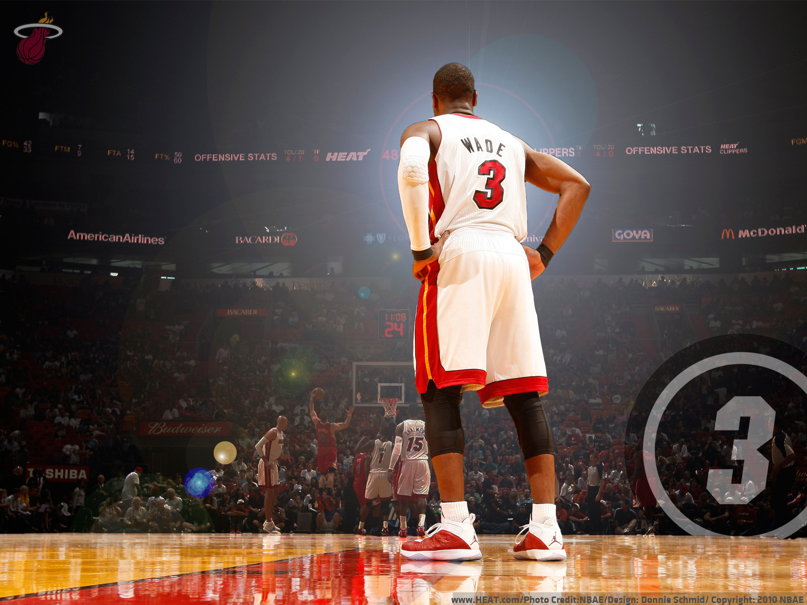 Wallpapers For Lebron James And Dwyane Wade Iphone Wallpaper 1600x1200