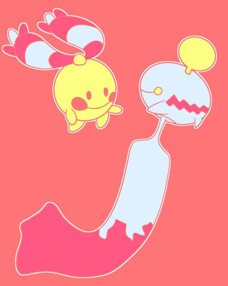 Chingling and Chimecho by vanillapillar Pokemon Pokmon species 798x1001