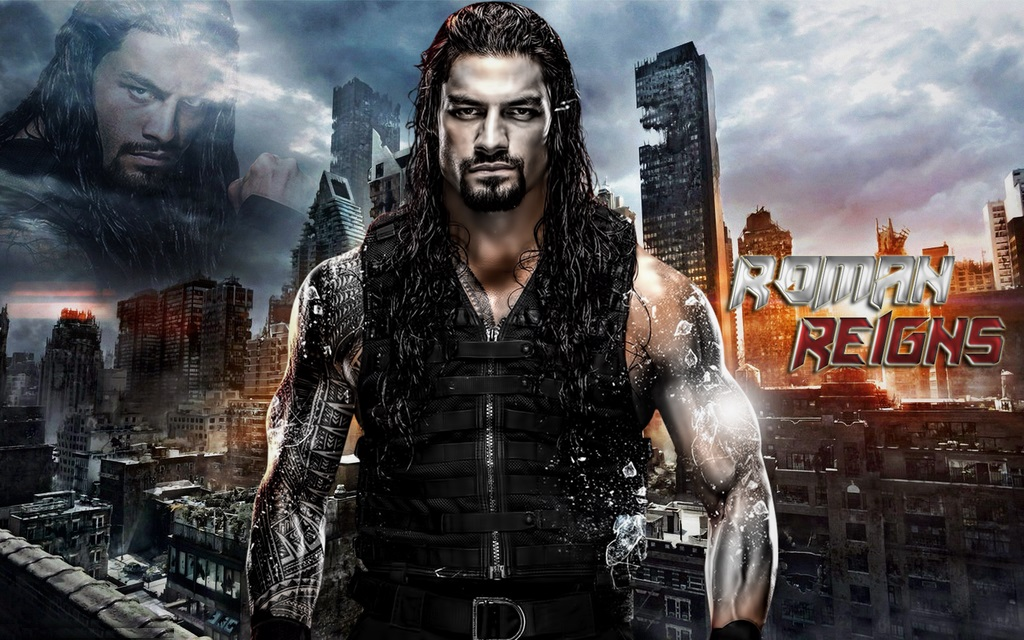 Roman Reigns Latest HD Wallpaper Images 1024x640