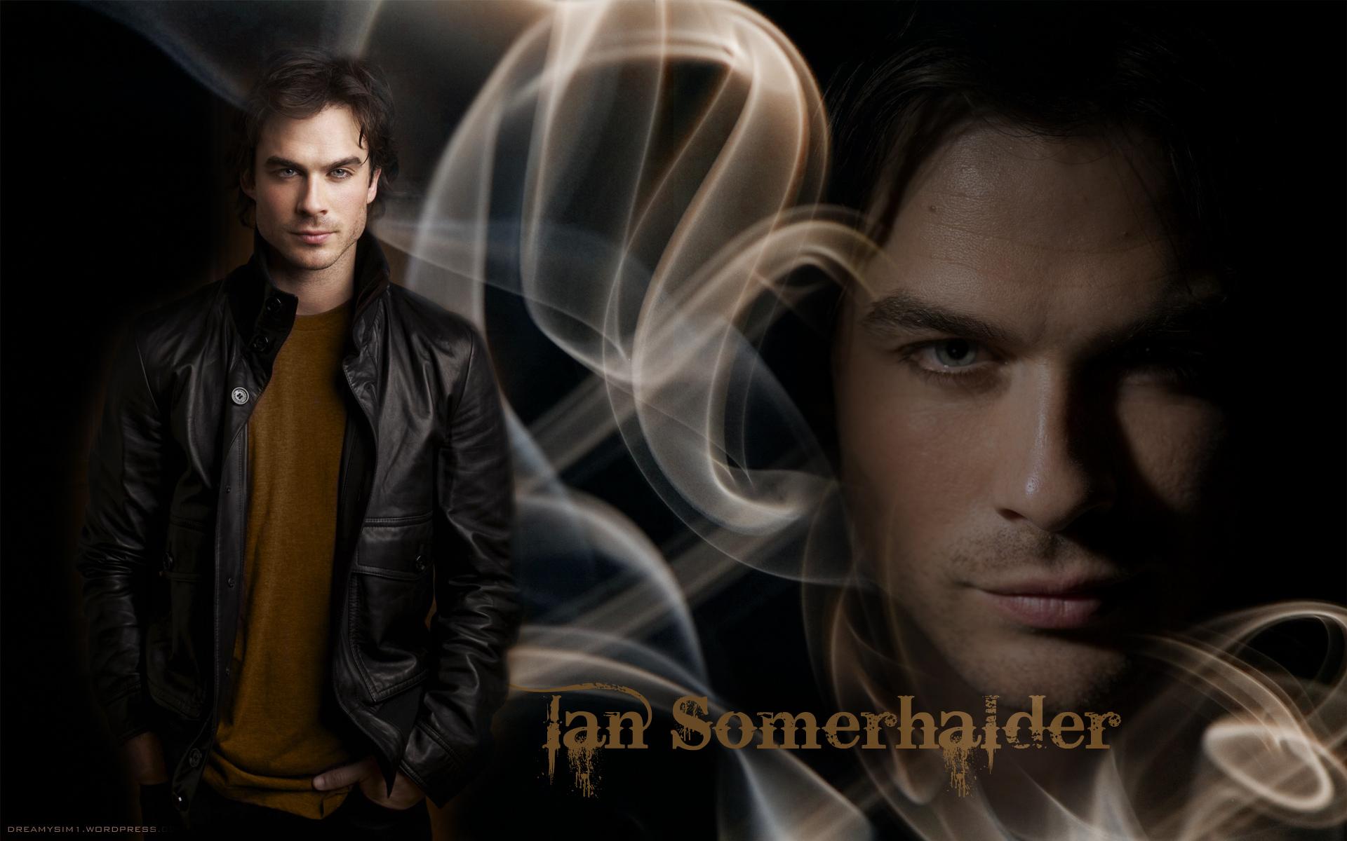 Vampire Diaries Salvatore Brothers Wallpaper 840x525