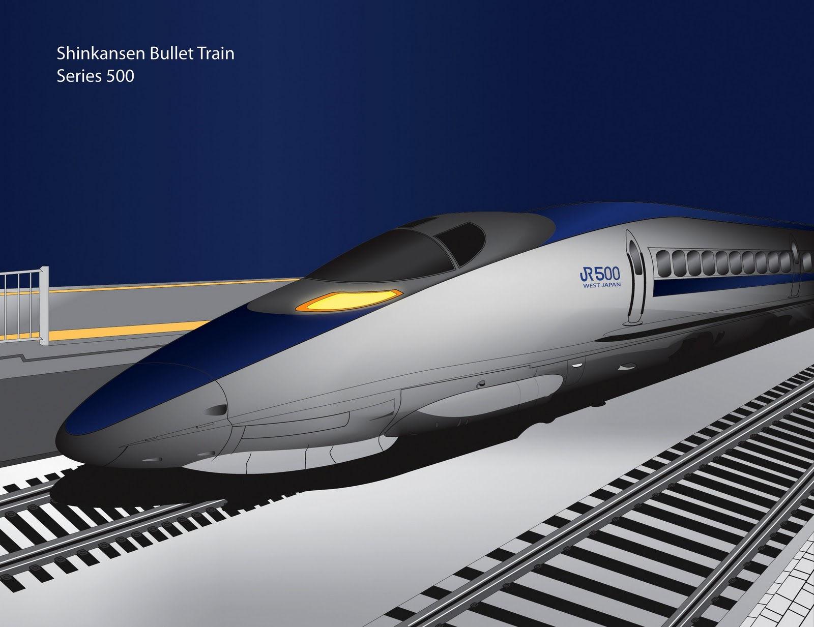Domo Wallpaper Bullet train   Shinkansen wallpapers Special 1600x1233