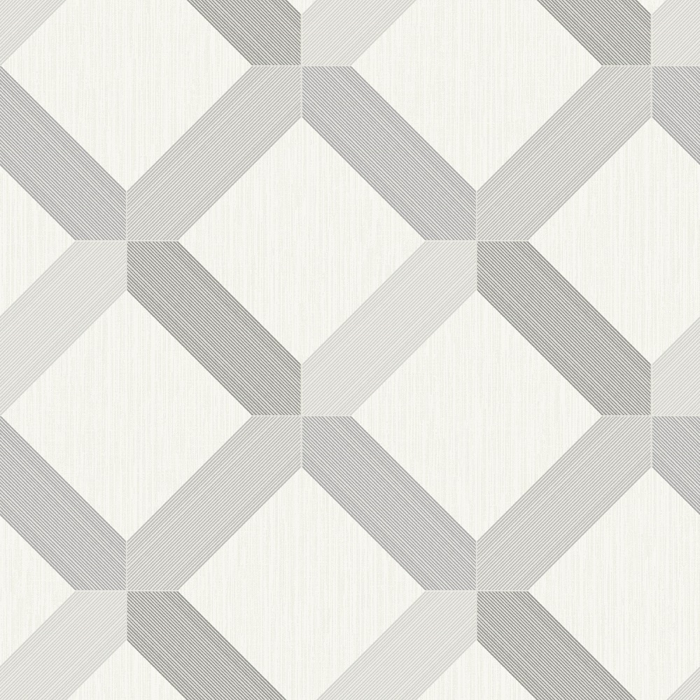 Holden Decor Holden Lozenga Diamond Geometric Wallpaper 75550 1000x1000