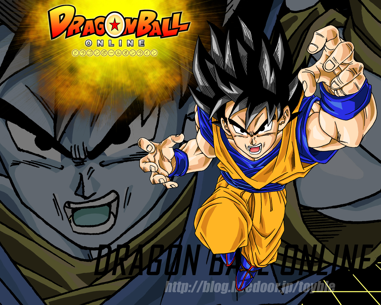 Fuentes de Informacin   wallpapers de dragon ball gt 1280x1024