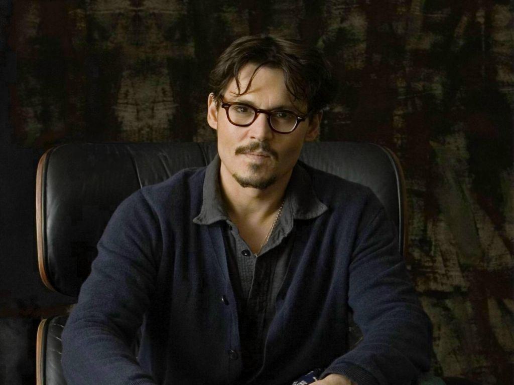 Actor Johnny Depp   Fondos de pantalla gratis 1024x768