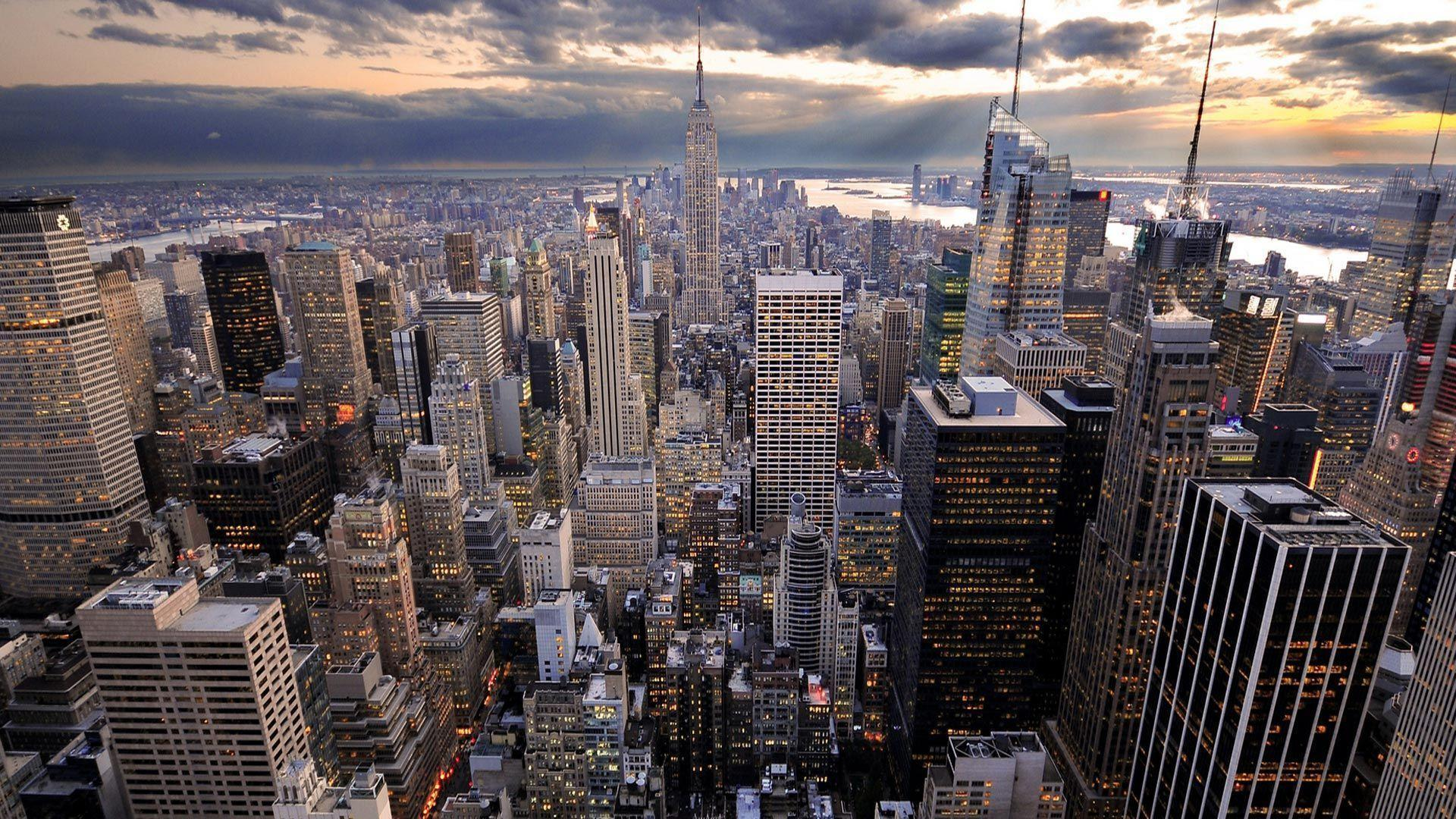 Free Download New York City Wallpapers Widescreen 1920x1080
