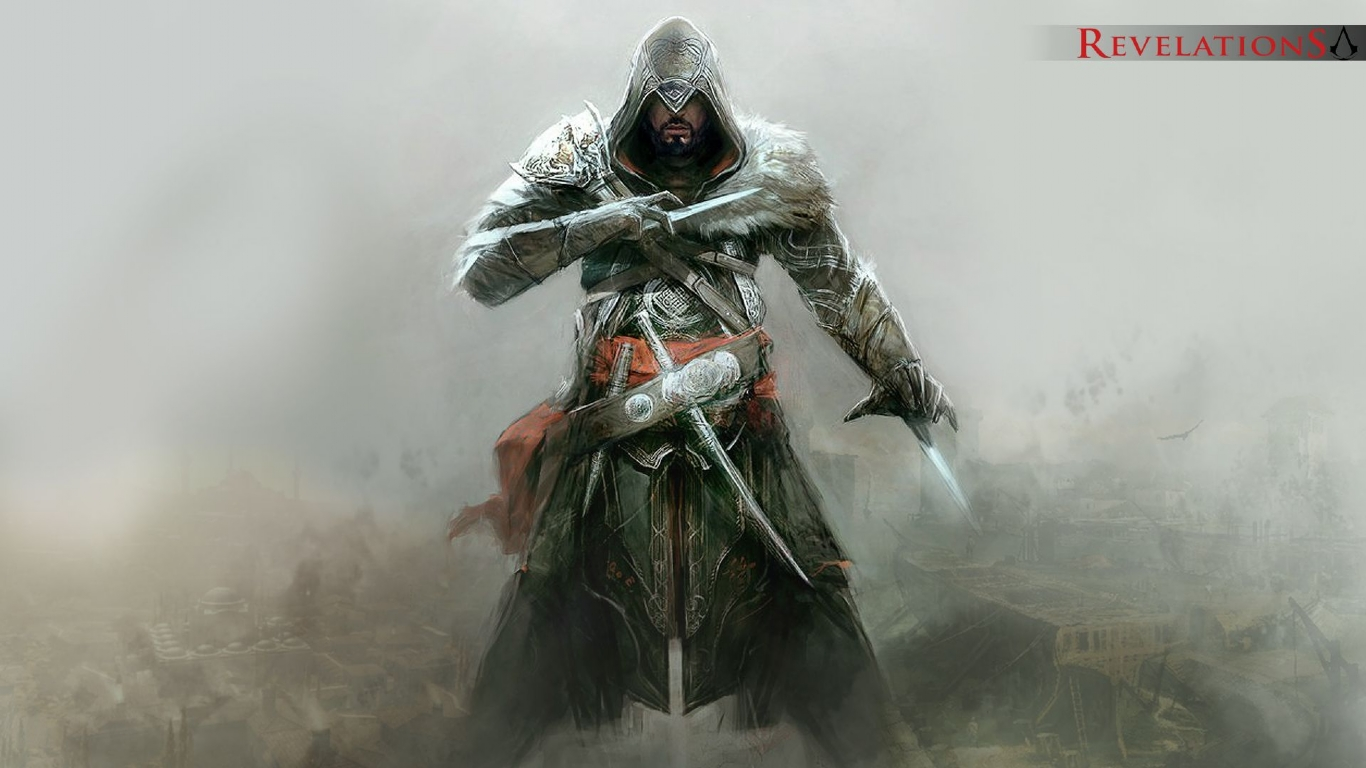 Online Assassins Creed Game Wallpapers 2013 1366x768
