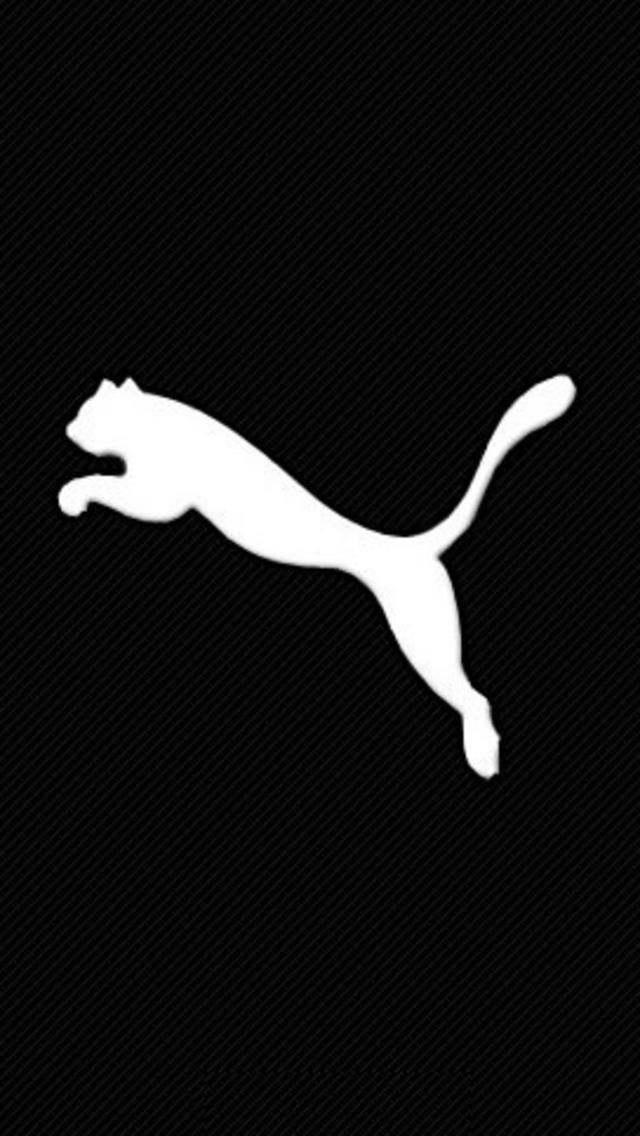 logos more search puma logo iphone wallpaper tags logo products puma 640x1136