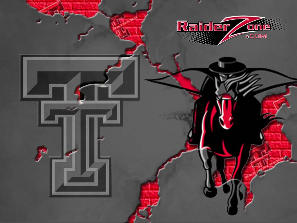 Texas Tech Wallpaper Background Theme Desktop 1024x768
