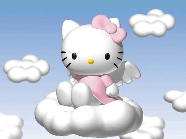 Kitty Anime Screensaver   FREE Download Hello Kitty Anime Screensaver 640x480
