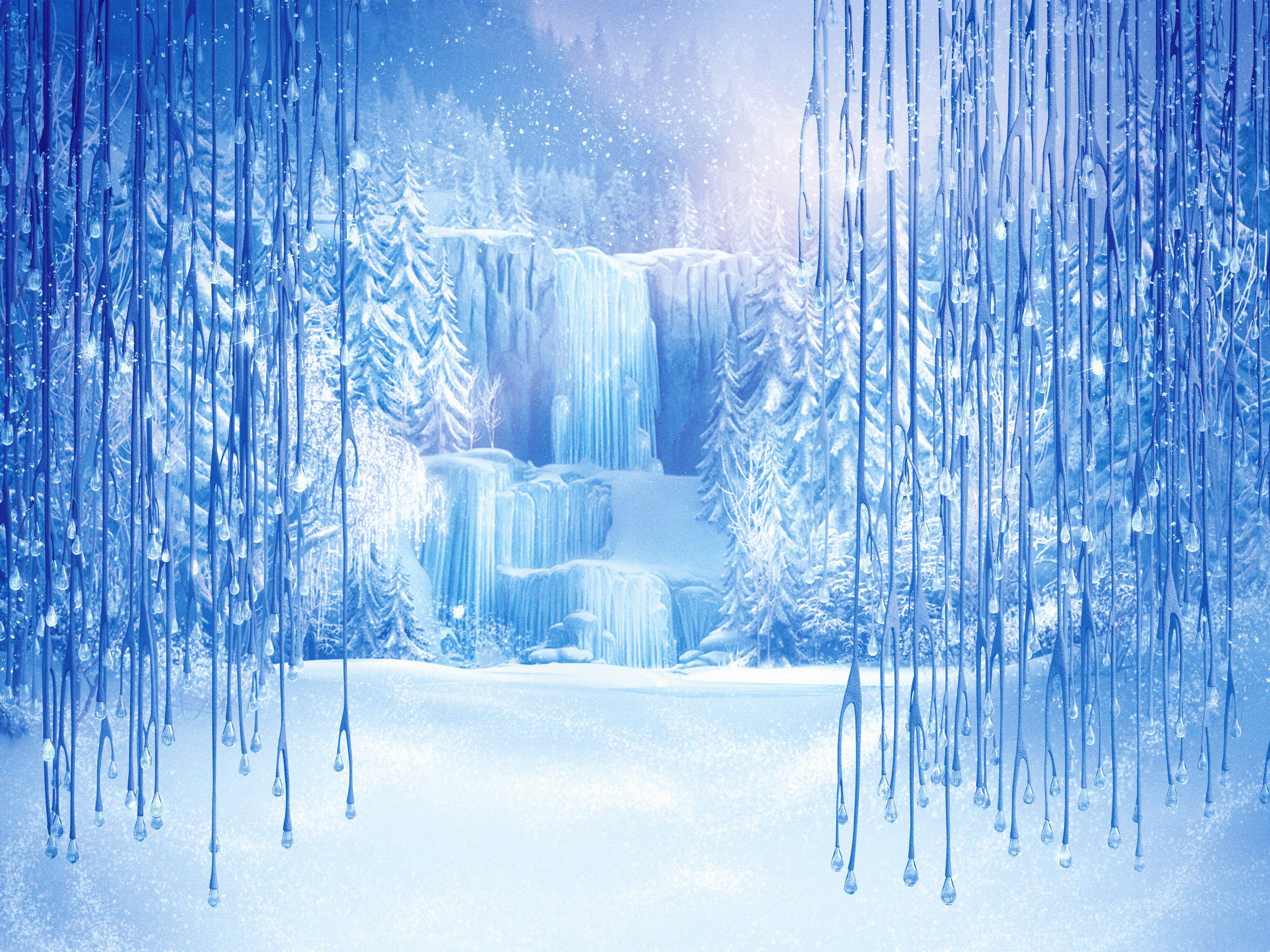 Frozen wallpapers for desktop wallpapersafari - Wallpaper for frozen ...