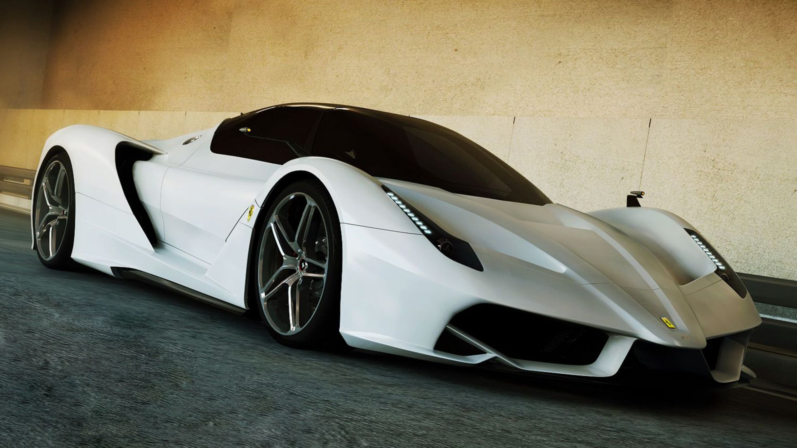 ferrari f70 conceptcar super car pictures desktop 2560x1440