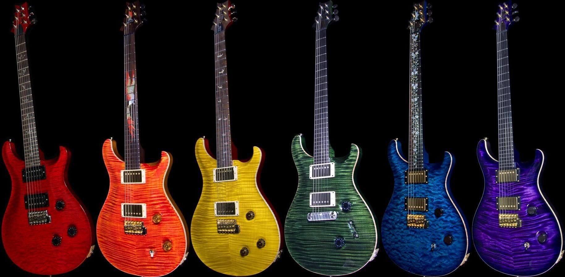 paul reed smith wallpaper 1829x897