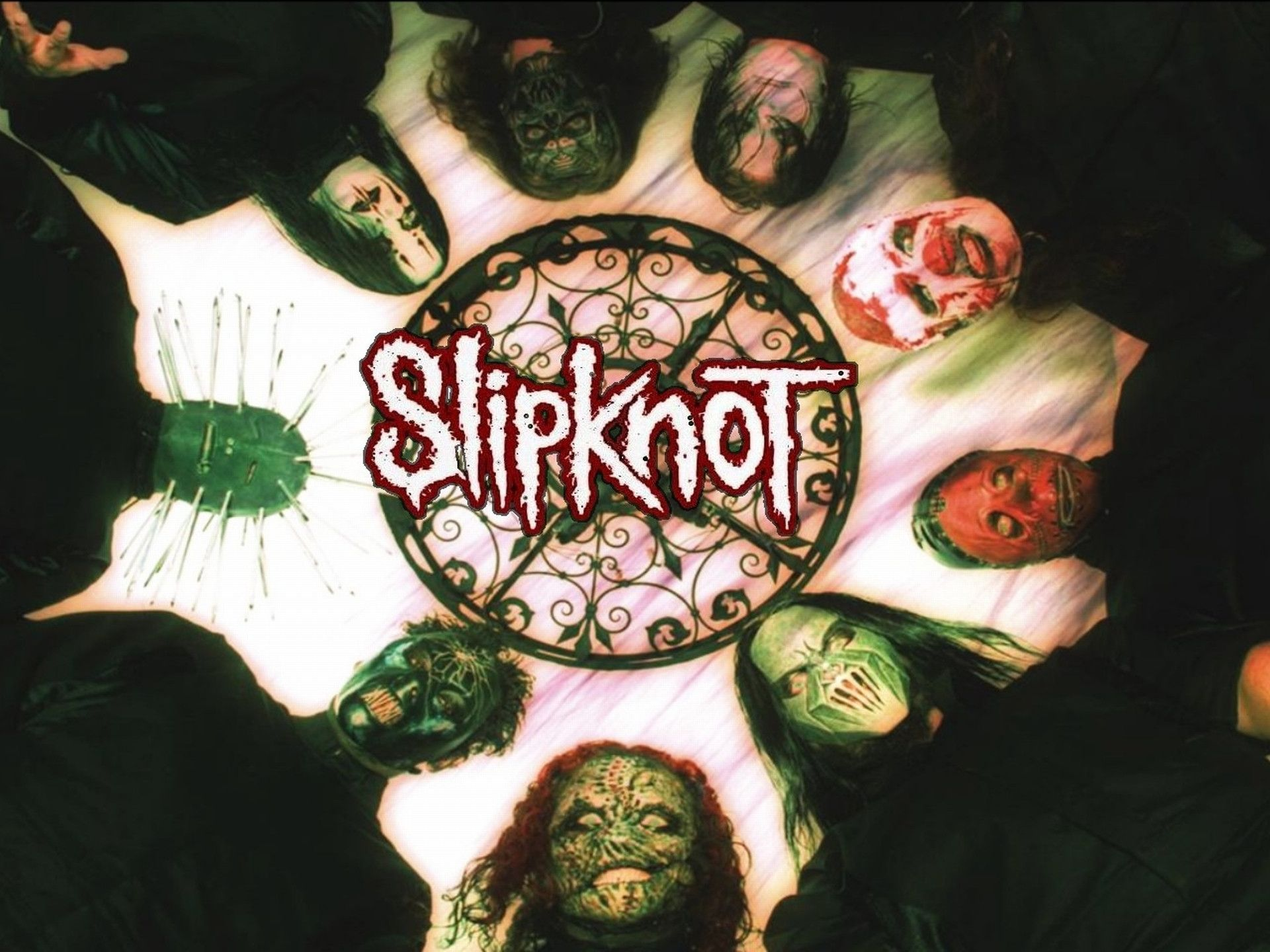 Slipknot Logo Wallpapers 1920x1440