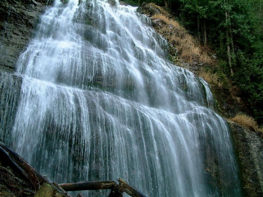 waterfall wallpaper wallpaper live waterfall wallpaper download 1024x768