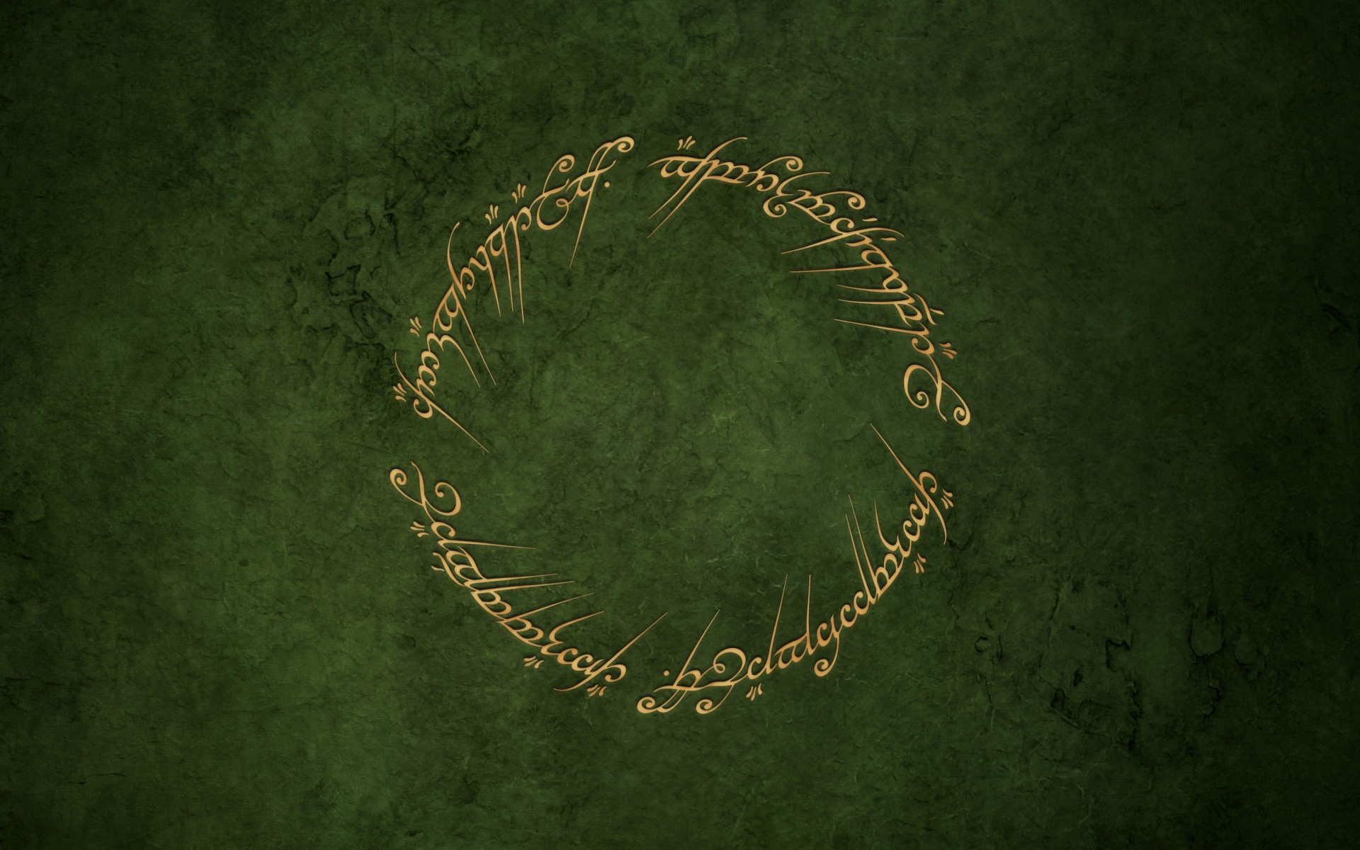 The Lord of the Rings desktop wallpaper 1920x1200