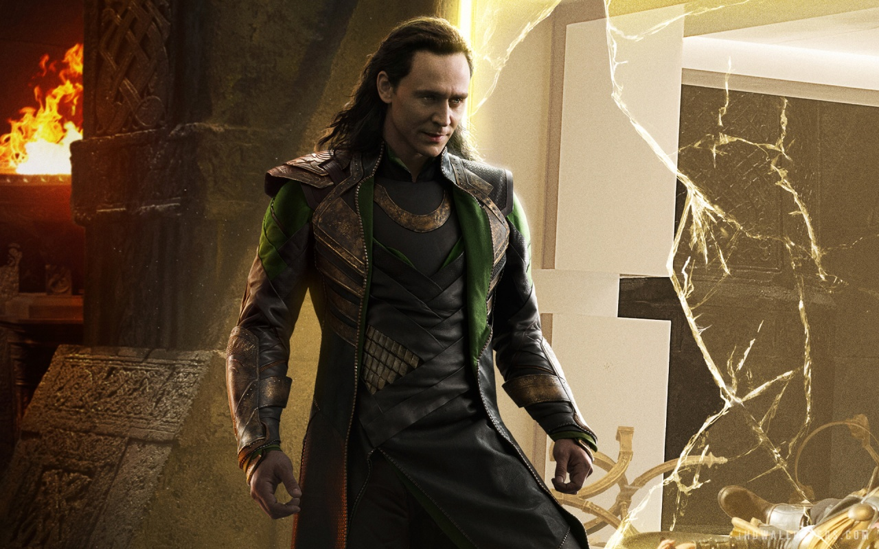 Loki in Thor 2 HD Wallpaper   iHD Wallpapers 1280x800