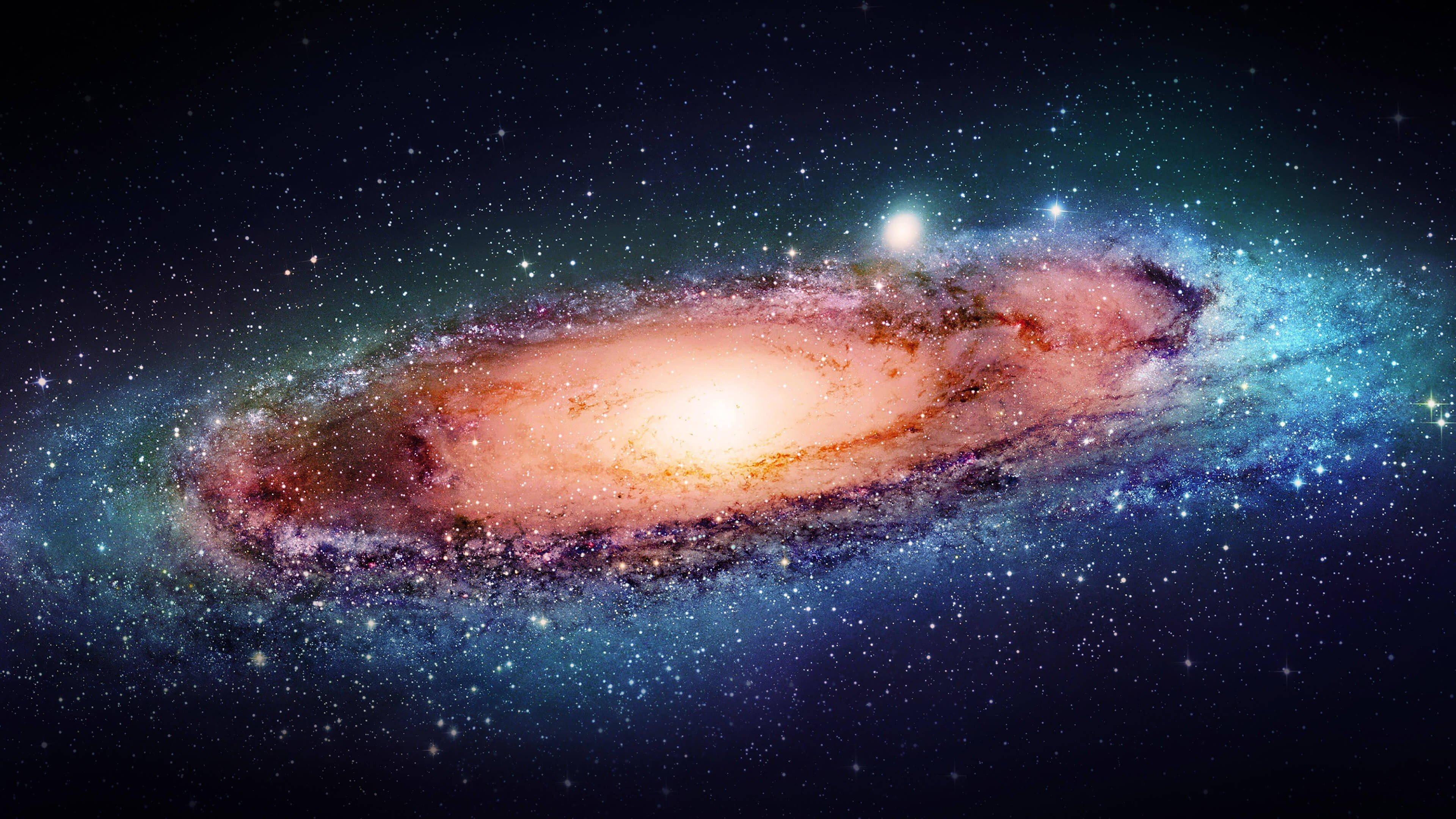 Milky Way HD wallpaper for 4K 3840 x 2160   HDwallpapersnet 3840x2160