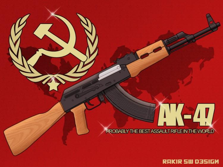 AK47 HD desktop Wallpaper in high resolution for Get AK47 HD 750x563
