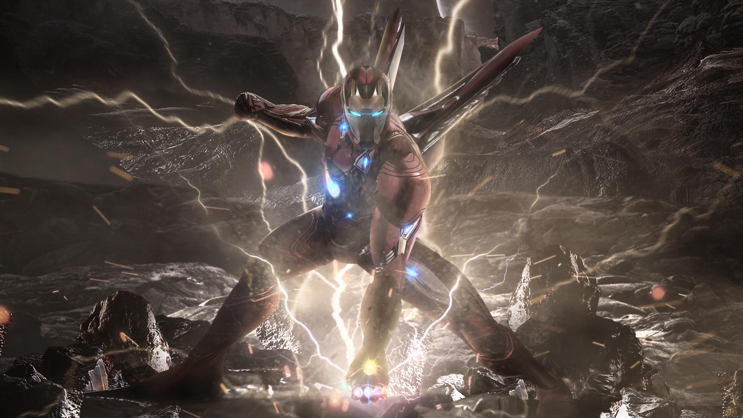 Iron Man HD Wallpaper Background Image 2400x1350 ID969582 2400x1350