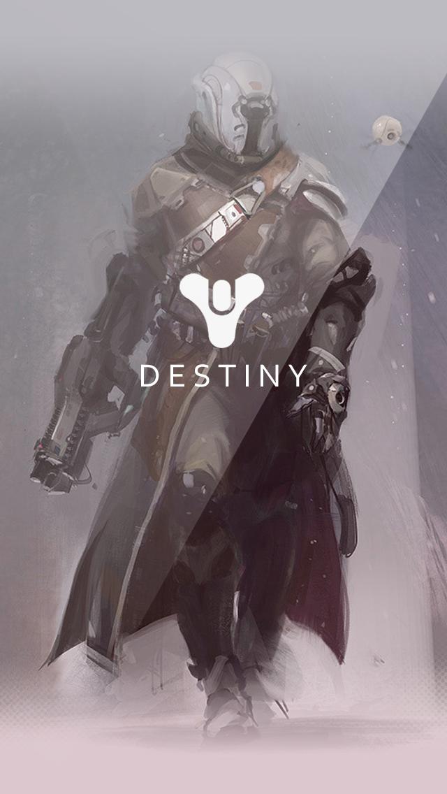Destiny Hunter Iphone Wallpaper Wallpapersafari