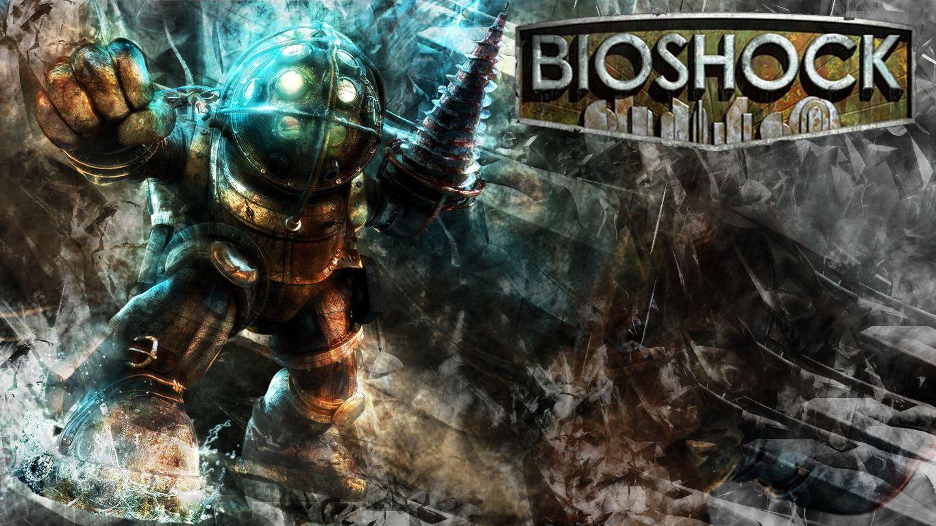 Bioshock 1 Walkthrough Part 15 Collect 7 Enzyme samples 1366x768