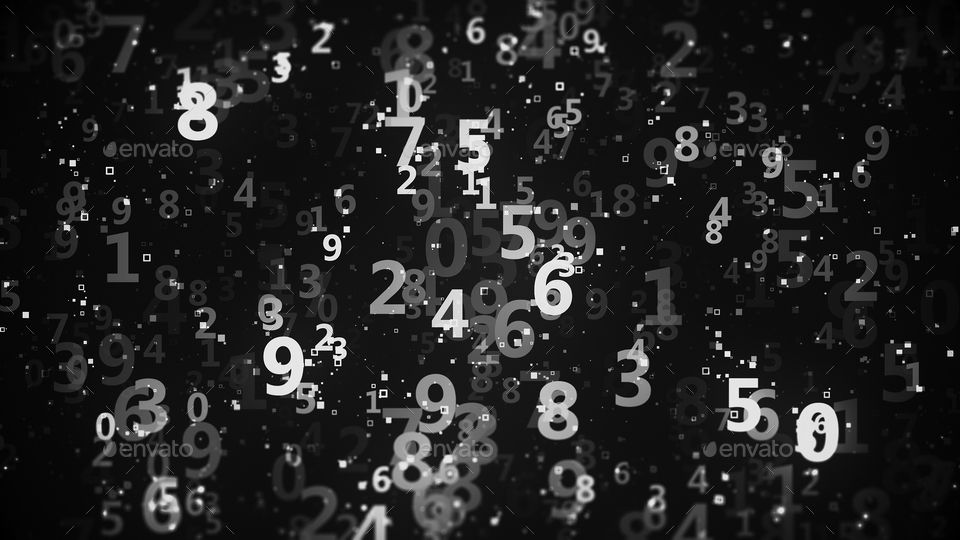 Numbers Backgrounds Background Background s Number graphic 960x540