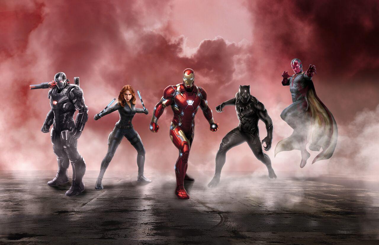 Sebastian Stans Winter Soldier Fits Into Captain America Civil War 1280x829