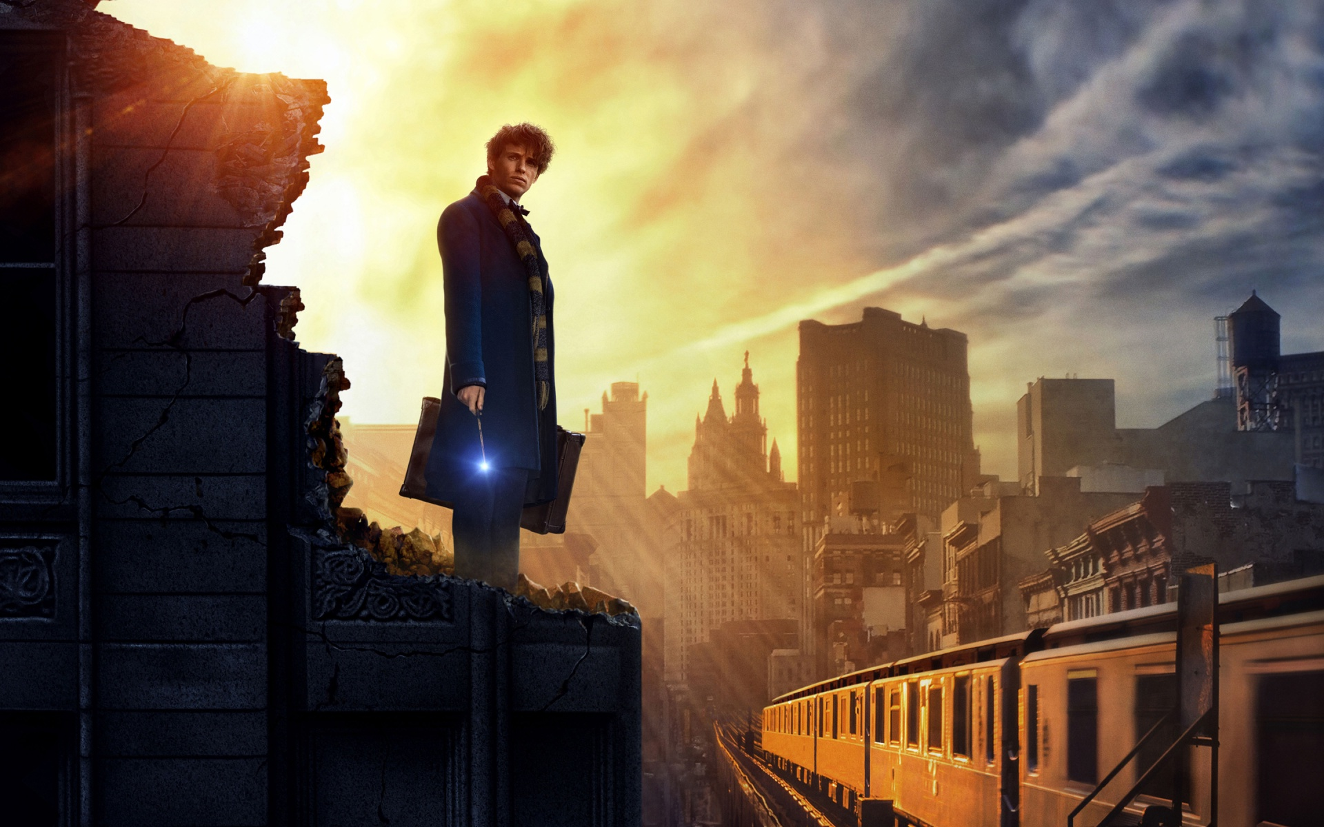 Free Download Fantastic Beasts And Where To Find Them Wallpapers