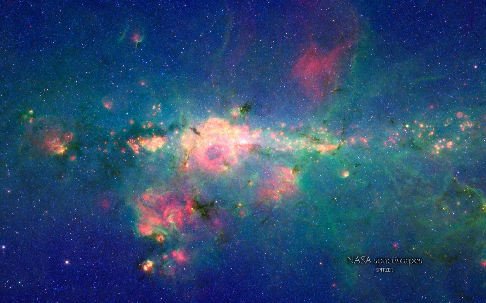 Nasa Spacescapes Wallpaper 1600x1000