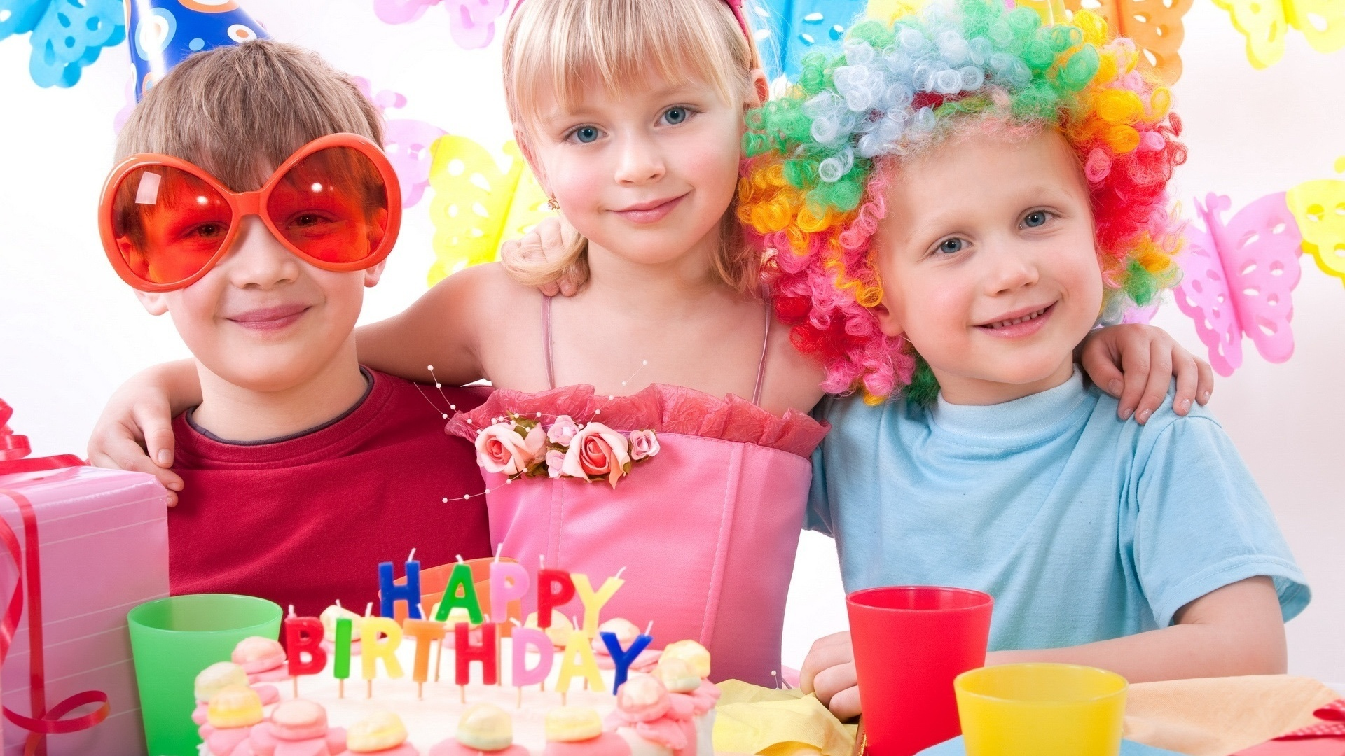 Kids Birthday Party 1920 x 1080 Download Close 1920x1080