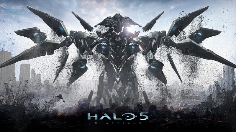 Name Guardian in Halo 5 Guardians Retina Wallpapers 800x450