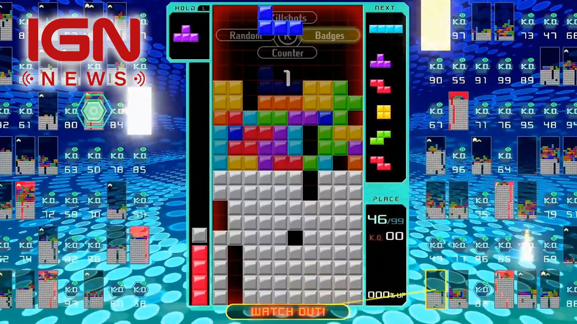 Tetris 99 is a Battle Royale Game for Switch   IGNcom 1920x1080