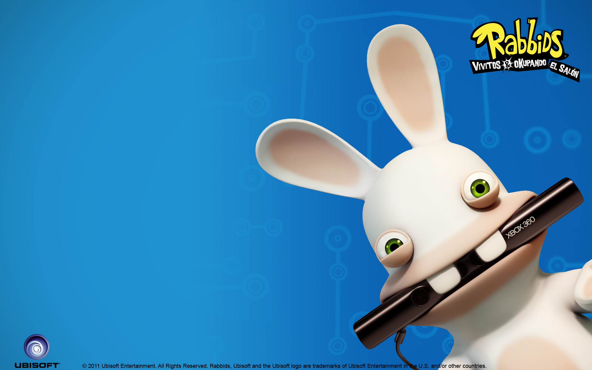 Invasion Car Show >> Rabbids Invasion Wallpaper - WallpaperSafari