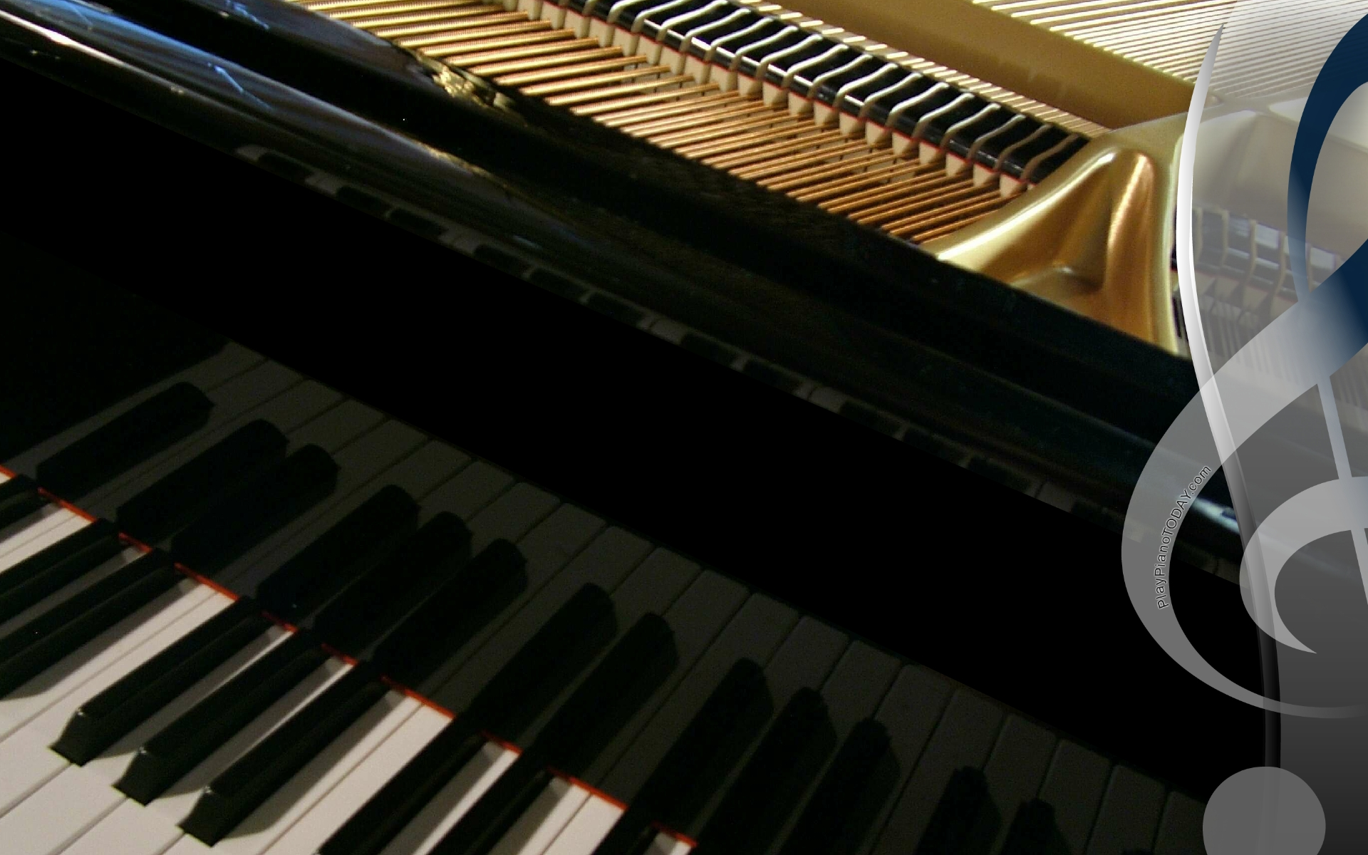 Baby Grand Piano Wallpaper Wallpapersafari