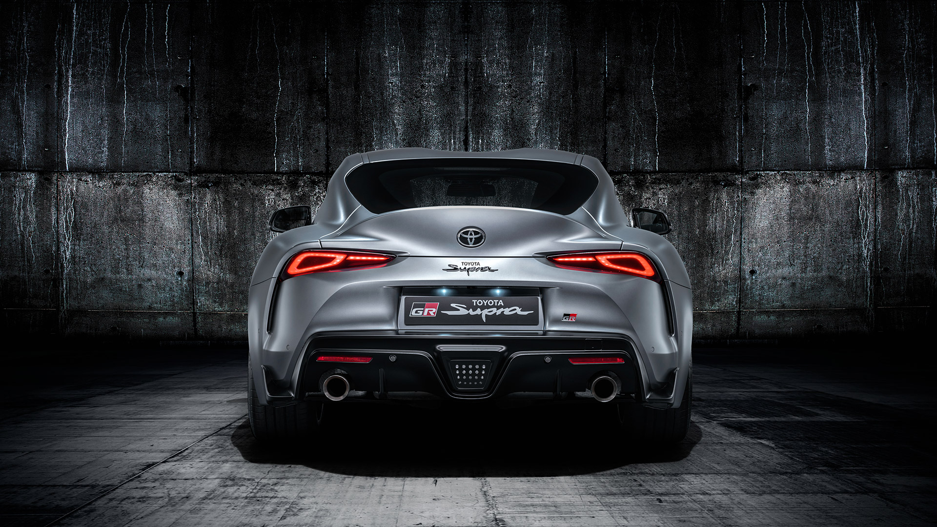download Toyota Supra 2020 Iphone 1920x1080 Wallpaper 1920x1080