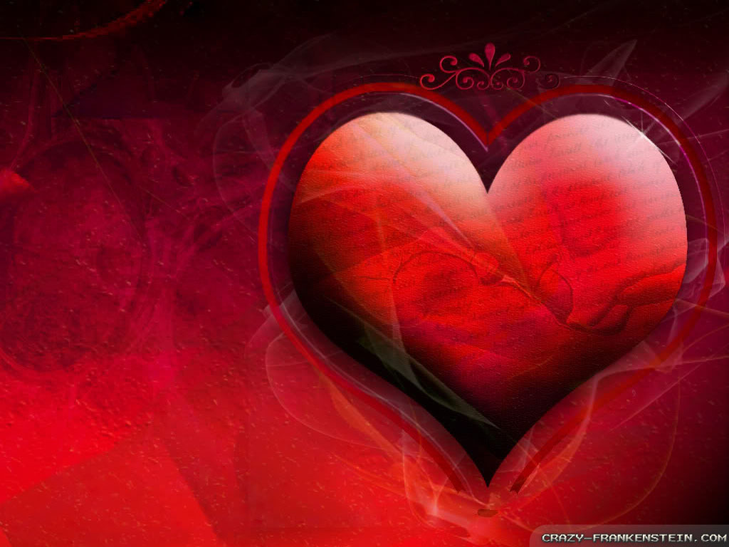 Wallpaper Backgrounds Valentines Day Heart Wallpapers 1024x768