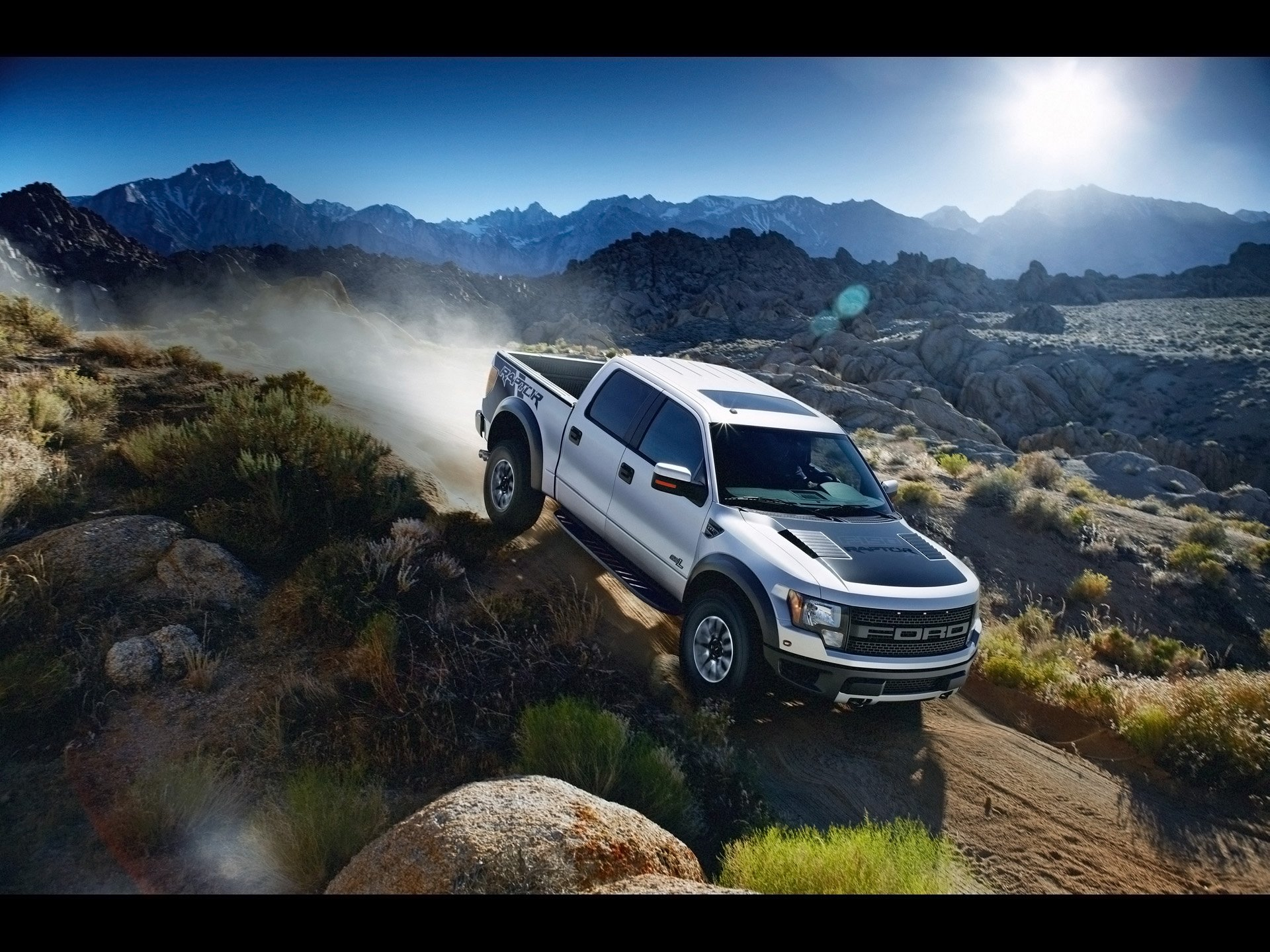 Ford F 150 SVT Raptor 2012 SUV Wallpaper 1920x1440