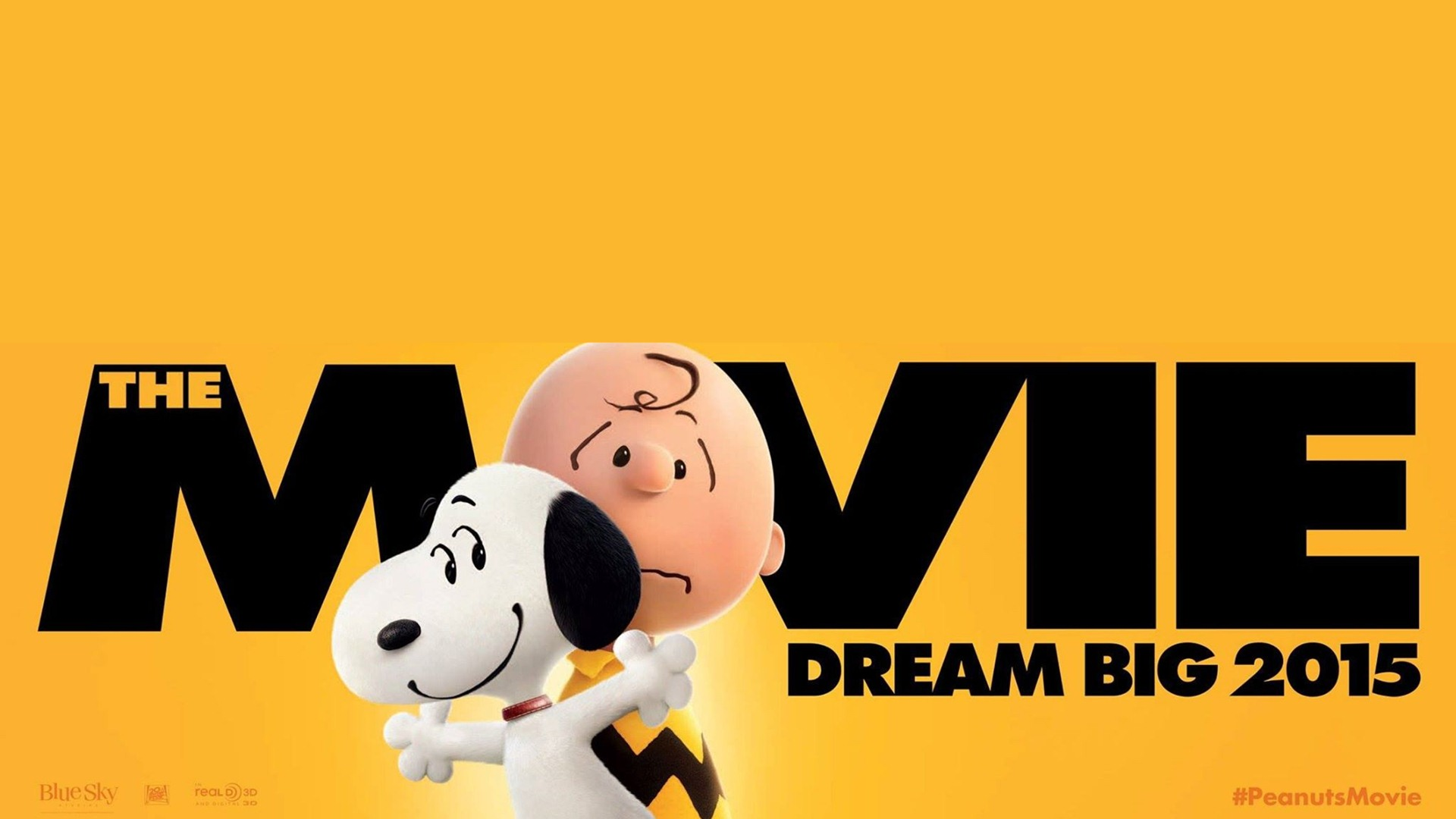Download Snoopy And Charlie Brown The Peanuts 2015 Movie Wallpaper 1920x1080