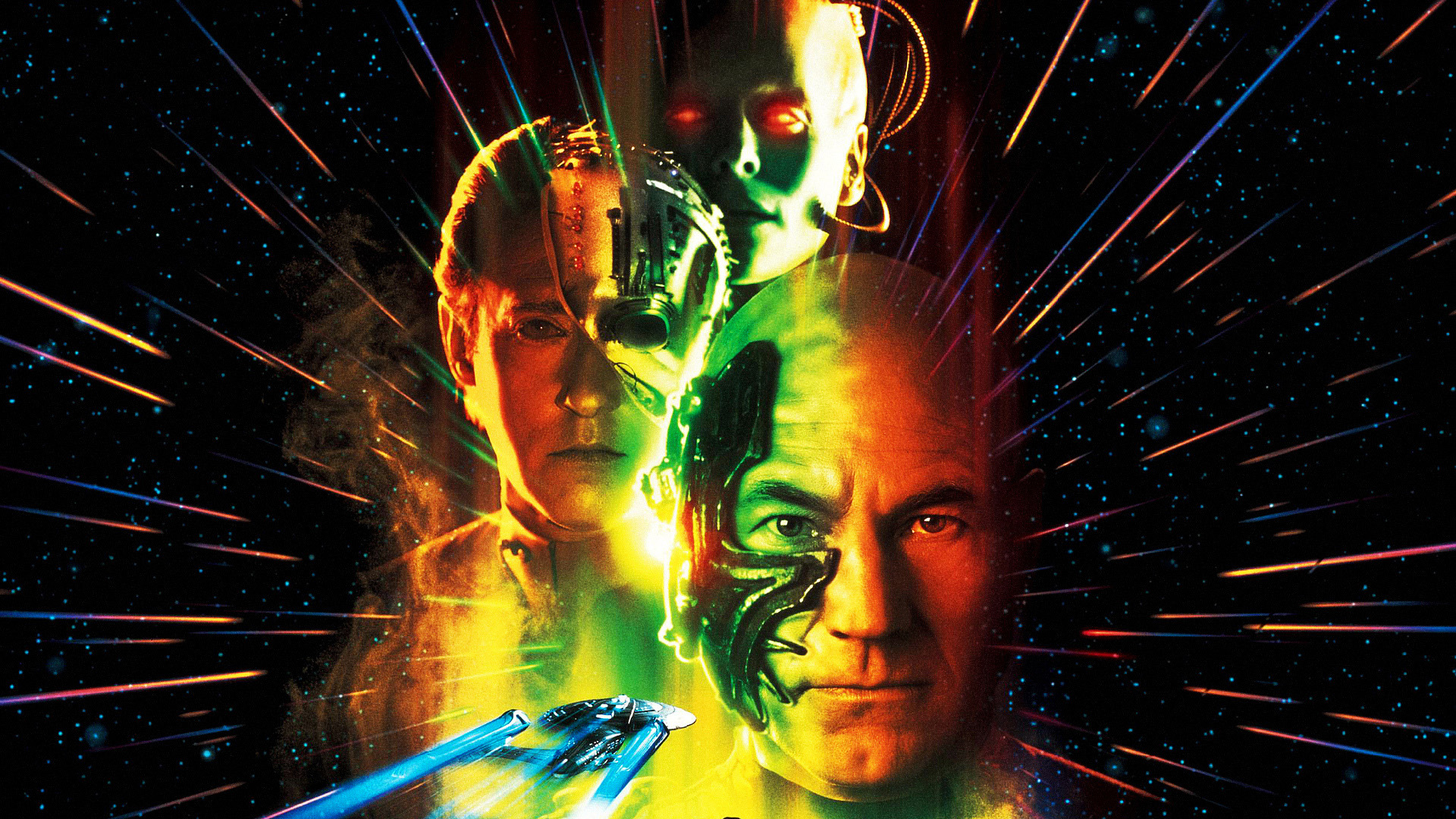 Star Trek First Contact Movie Wallpapers WallpapersIn4knet 1920x1080